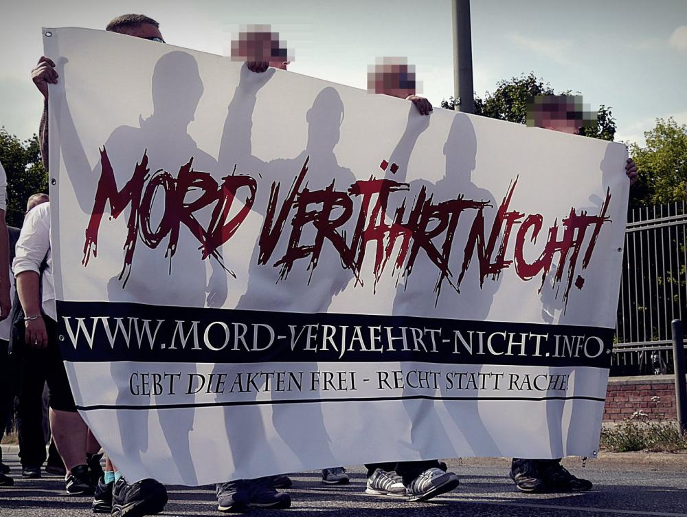 Berlin 2018 – Mord verjährt nicht!